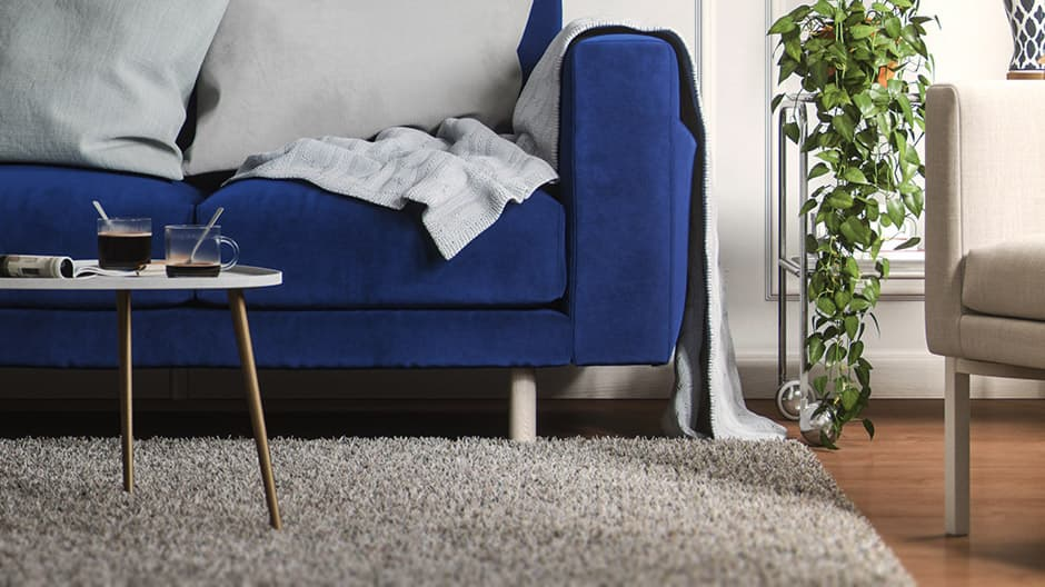 IKEA Norsborg 3 Seater Sofa Covers Rouge Indigo Velvet Blends Couch Slipcover with White Stella IKEA Replacement Sofa Legs