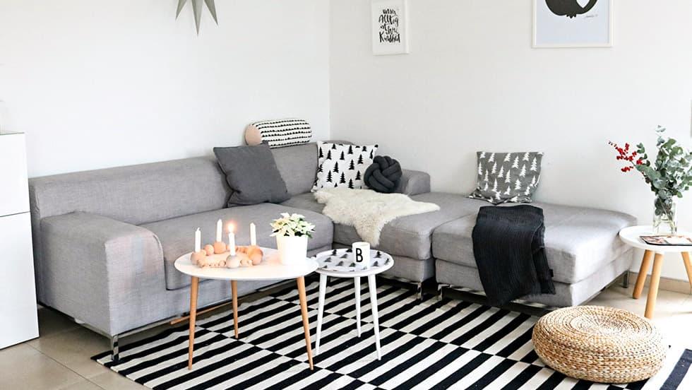 IKEA Kramforsオーダーソファカバー