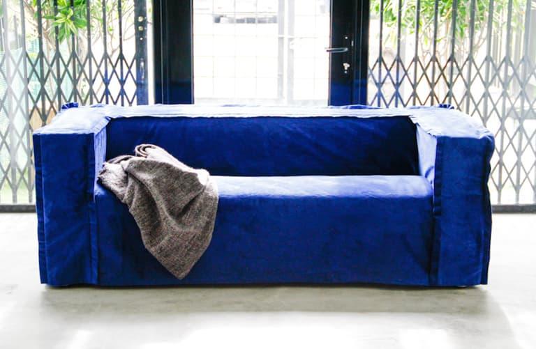 Klippan sofa covers beautiful custom slipcovers - Divano ikea klippan ...