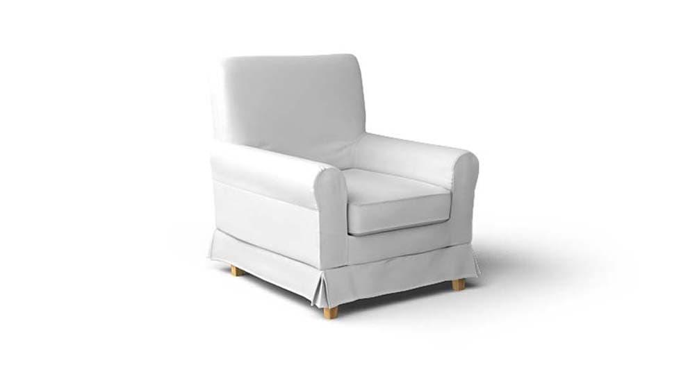 Ektorp Jennylund  sc 1 st  Comfort Works & Replacement IKEA Ektorp Jennylund Armchair Covers
