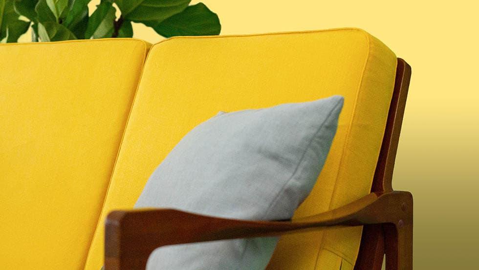 Custom Back Cushion Covers