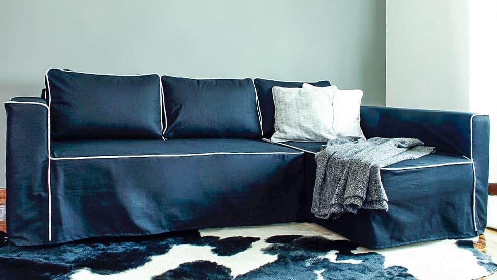 IKEA Manstadソファカバー - 廃盤ソファを救済