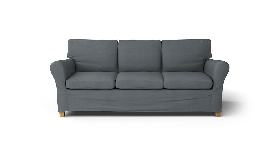IKEA Angby Sofabezug aus Kino Charcoal