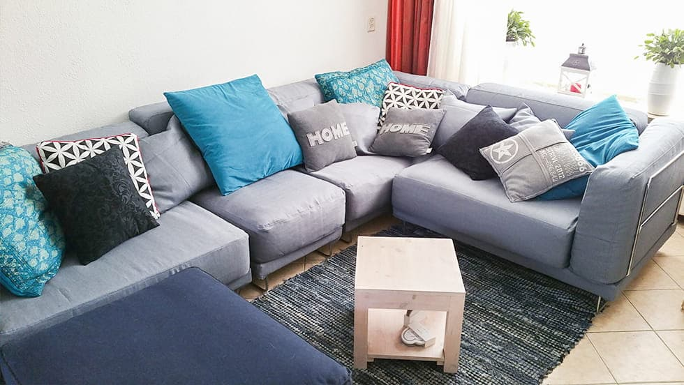 IKEA Sofa Bed Covers Tylosand Sofa Covers Kino Charcoal Heavy Duty Couch Slipcover