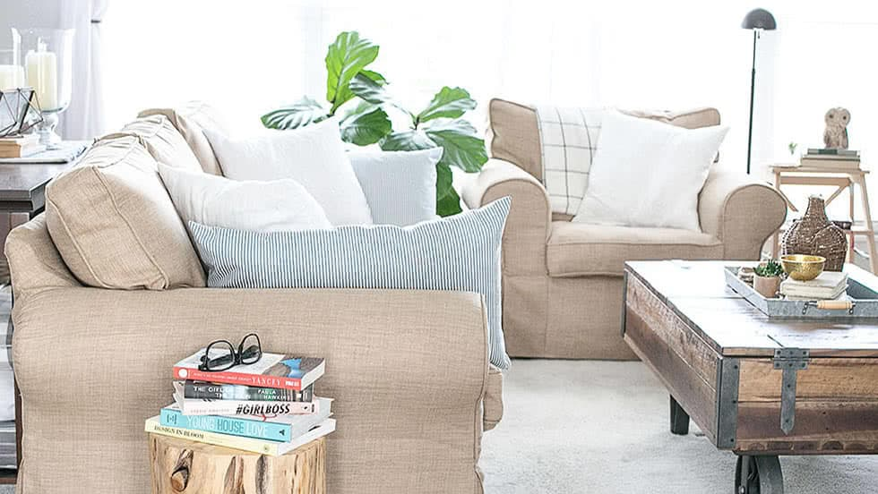 Replacement IKEA Sofa Covers | Slipcovers to Revive Any IKEA Couch