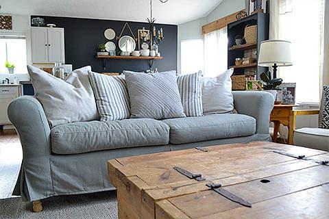 Custom Furniture Slipcovers