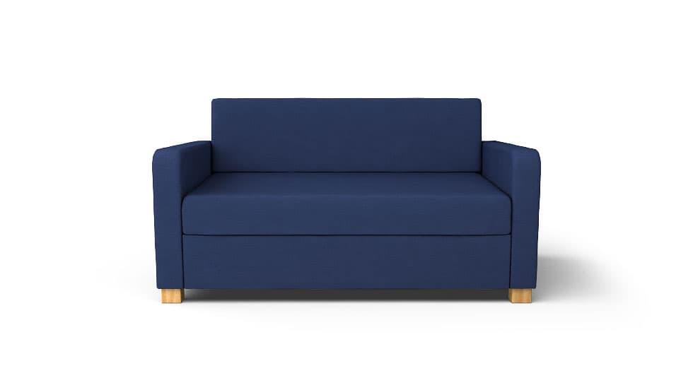 Housse de canapé remplacement pour IKEA Solsta convertible en lit