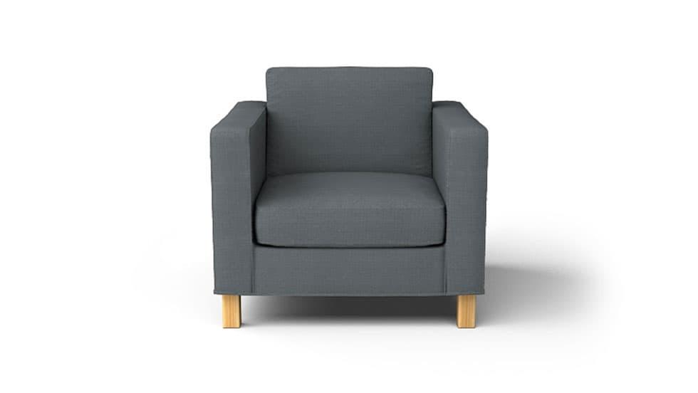 Housse pour l'ancien modèle de fauteuil IKEA Karlanda