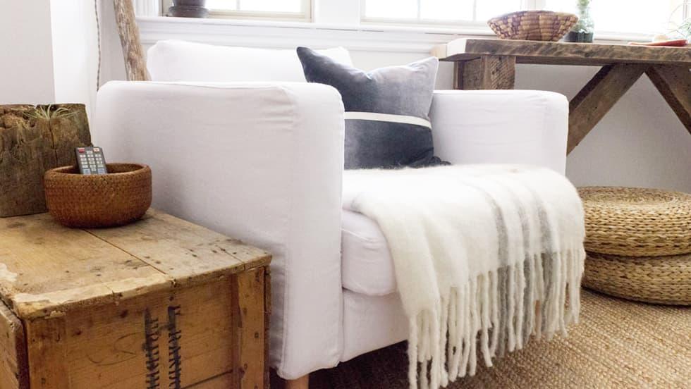 ersatzbez ge f r ikea karlstad sessel. Black Bedroom Furniture Sets. Home Design Ideas