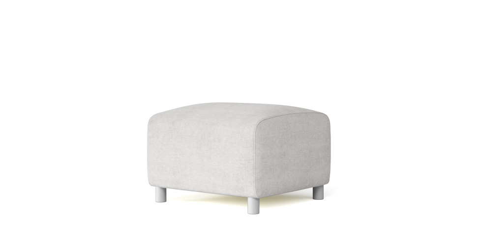 Awesome One Piece Ottoman Slipcover Caraccident5 Cool Chair Designs And Ideas Caraccident5Info