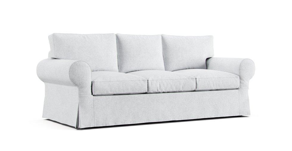 Ikea Ektorp Divano Letto A 3 Posti.Fodera Divano Letto 3 Posti Ektorp Comfort Works