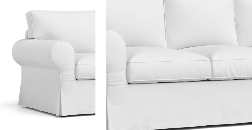 Excellent Ektorp 3 Seater Sofa Bed Cover Comfort Works Cjindustries Chair Design For Home Cjindustriesco