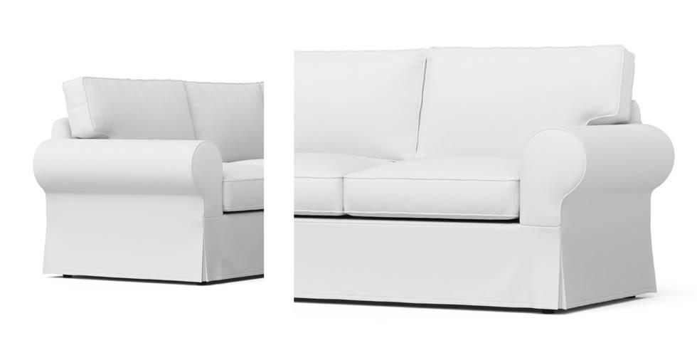 Superb Ektorp Corner Sofa Bed 2 2 Cover Comfort Works Inzonedesignstudio Interior Chair Design Inzonedesignstudiocom