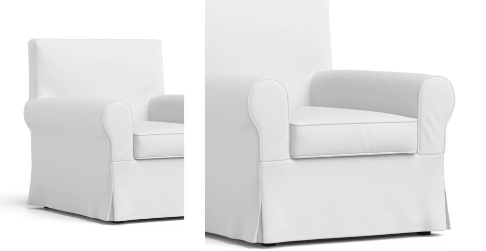 Poltrona Ektorp Jennylund.Ektorp Jennylund Armchair Cover Comfort Works