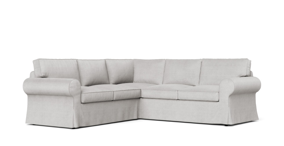 Wonderbaarlijk Hoes Ektorp Hoek Slaapbank (2+2) | Comfort Works KA-73