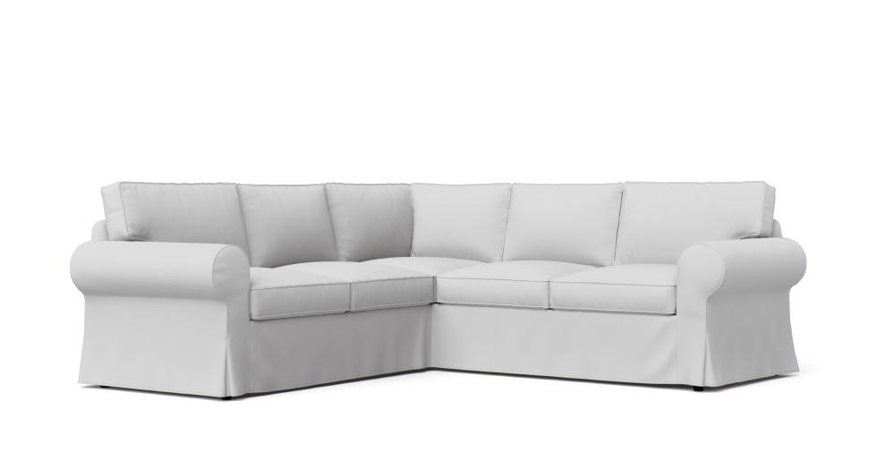 Ektorp Corner Sofa Bed Cover 22