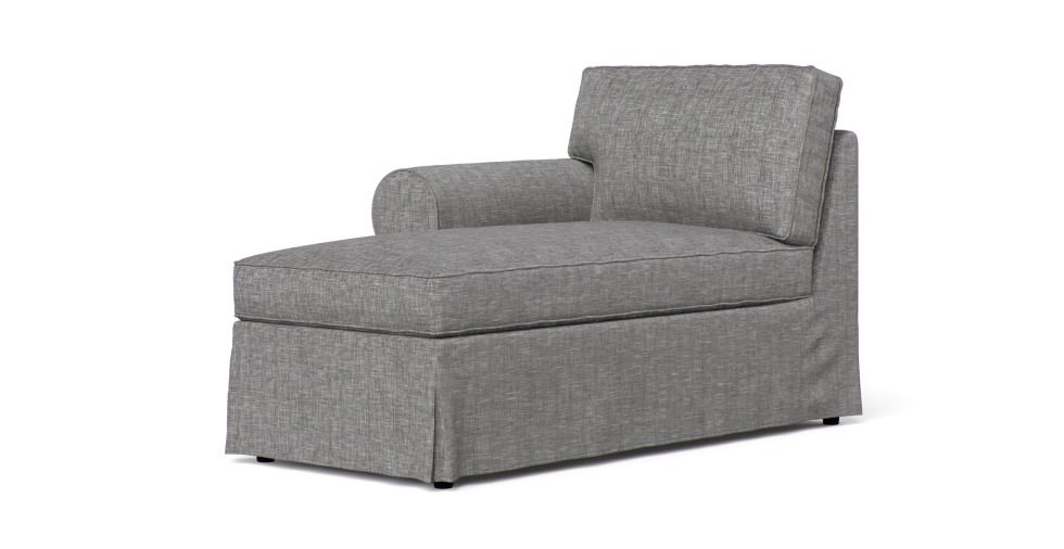 Ektorp Chaise Lounge Left Cover  sc 1 st  Comfort Works : ikea ektorp with chaise - Sectionals, Sofas & Couches