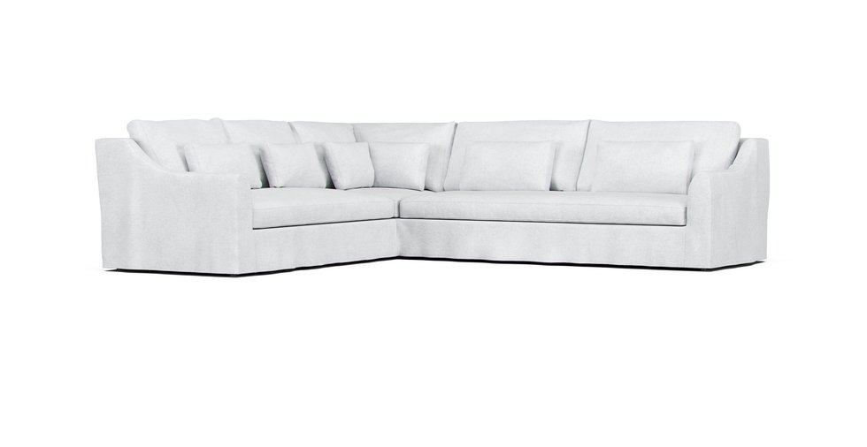Farlov 5-seat Sectional Cover (Right-side Sofa)   Comfort Works