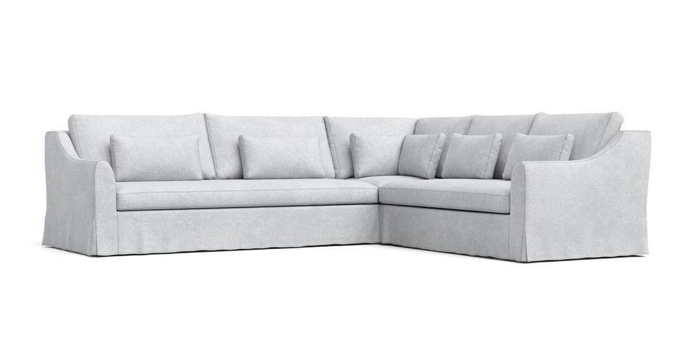 Farlov 5-seat Sectional Cover (Left-side Sofa) | Comfort Works