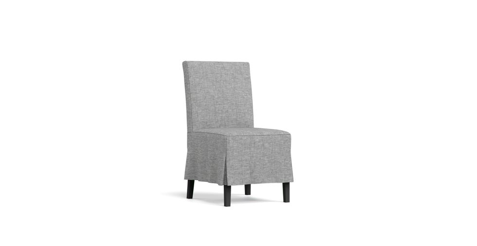 IkeaComfort Para Henriksdal Fundas De Falda Media Silla Works ZOPikXu