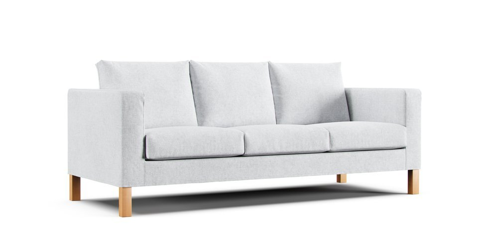 Superb Karlanda 3 Seater Sofa Slipcover Ocoug Best Dining Table And Chair Ideas Images Ocougorg