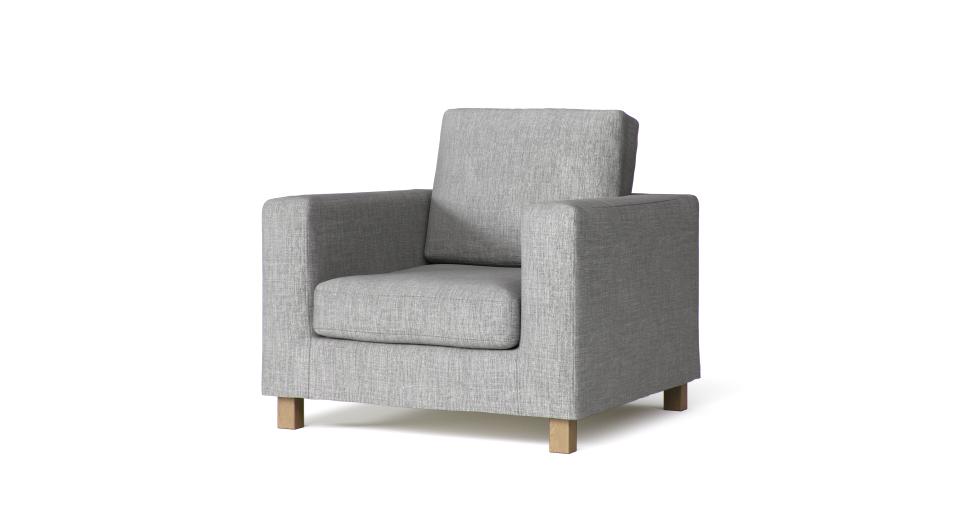 hussen fur sessel und hocker karlstad sofabezge schne. Black Bedroom Furniture Sets. Home Design Ideas