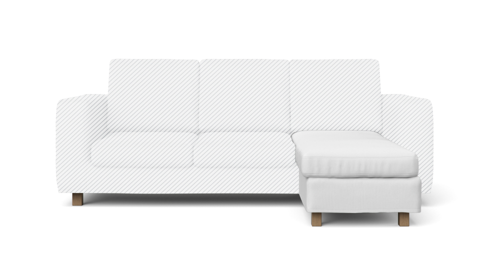IKEA Karlanda Sofa Chaise Lounge Add-on