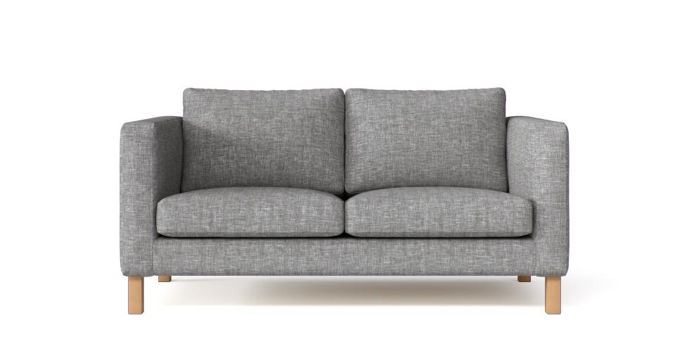 Ikea Sofa 2 Seater Slipcover For Ikea Klippan 2 Seater Sofa Cover Throw Loveseat Thesofa