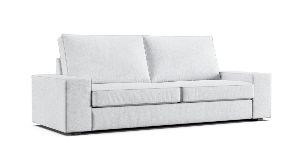 Slaapbank Ikea Karlstad.Hoes Kivik 3 Zits Slaapbank Comfort Works