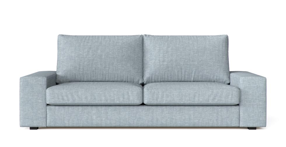 ikea kivik 3 seat sofa bed cover velcromag. Black Bedroom Furniture Sets. Home Design Ideas