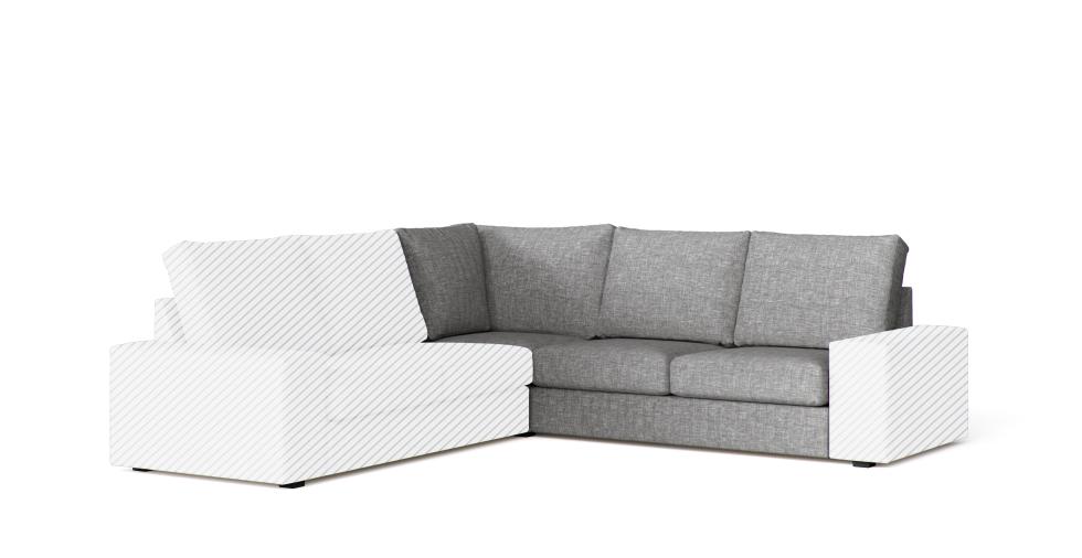 Kivik Corner Section Sofa Cover