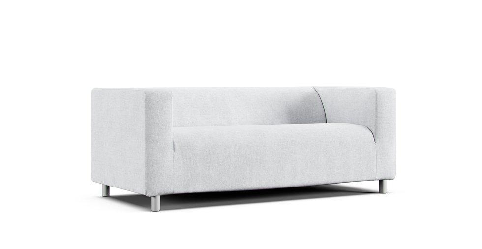 Klippan 2 seater sofa slipcover | Comfort Works