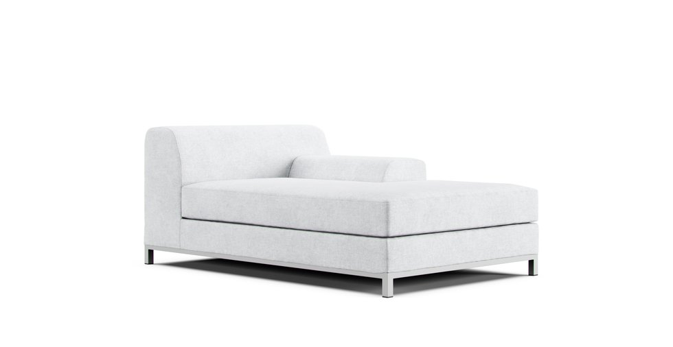 Kramfors Chaise Lounge Right Sofa Cover | Comfort Works