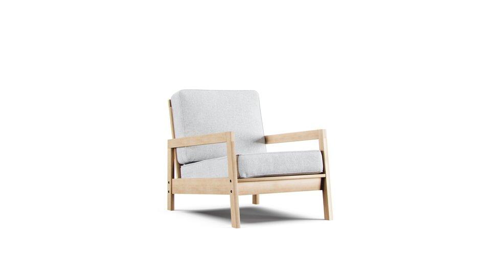 Astonishing Lillberg Armchair Cover Theyellowbook Wood Chair Design Ideas Theyellowbookinfo