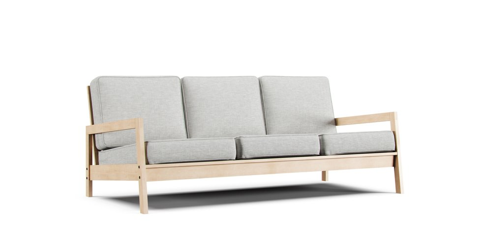 Lillberg Sofa Cushion Dimensions Hereo Sofa