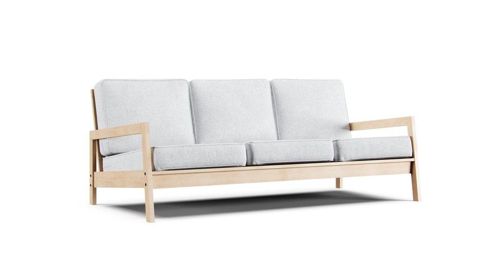Lillberg 3 Seater Sofa Cover