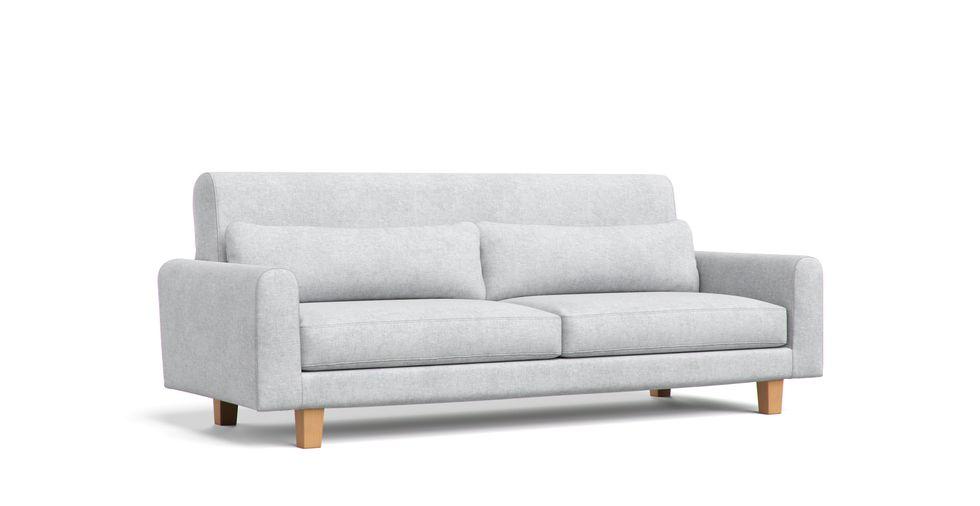 Nikkala 3 Seater Sofa Cover (Hook/Hard Velcro)