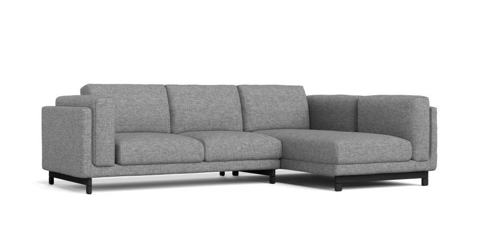 Nockeby sofa dimensions refil sofa for Sofa nockeby
