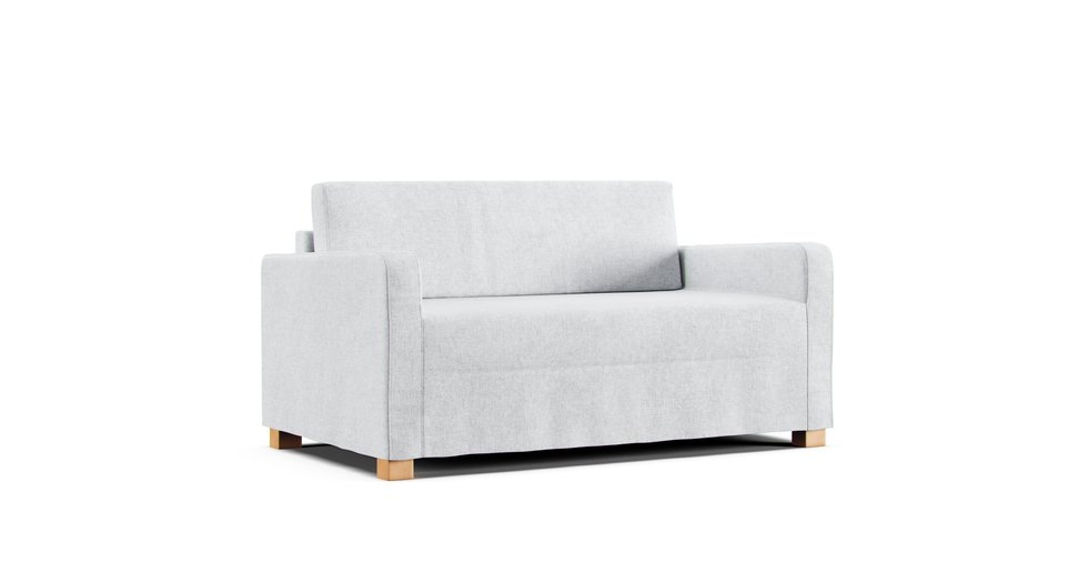 Ikea Divano Letto Solsta.Fodera Per Divano Letto Solsta