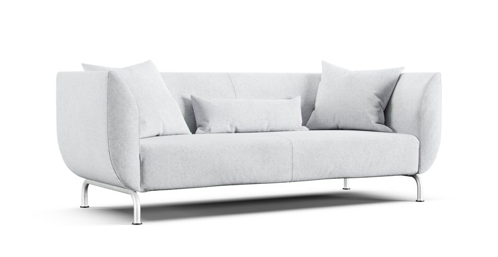Stromstad 3 Seater Sofa Cover Comfort