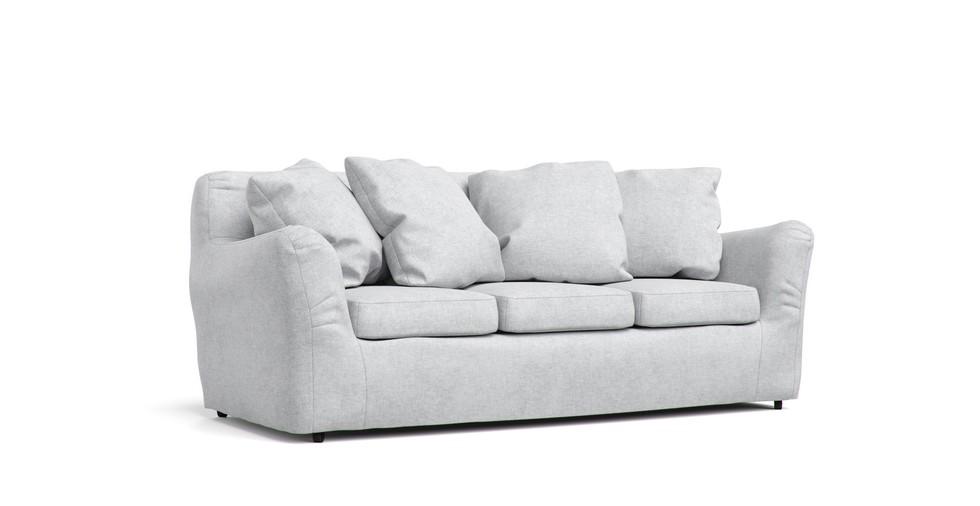 Pleasant Tomelilla Sofa Bed Slipcover Theyellowbook Wood Chair Design Ideas Theyellowbookinfo