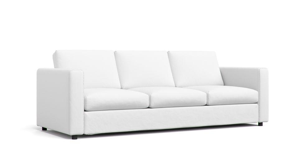 Divano In Lino Opinioni : Fodera divano vimle
