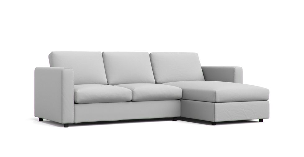Vimle 2 Seater with Chaise Cover | Comfort Works