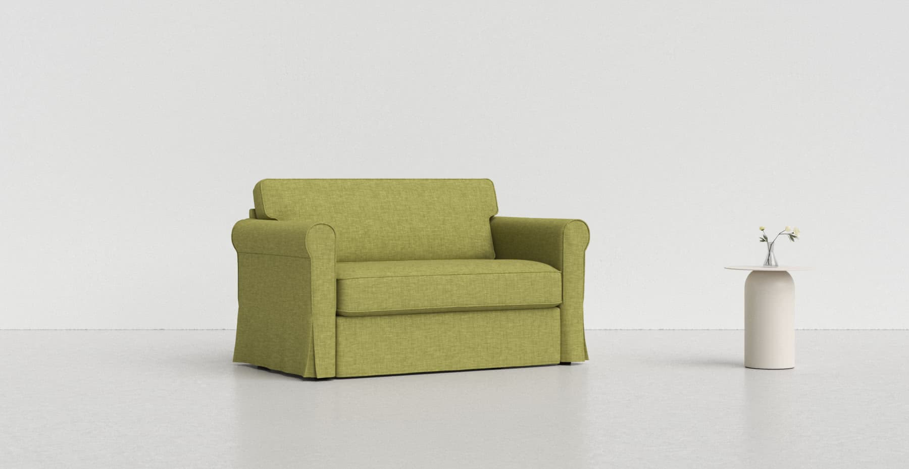 Pleasant Replacement Ikea Sofa Covers For The Discontinued Hagalund Bralicious Painted Fabric Chair Ideas Braliciousco