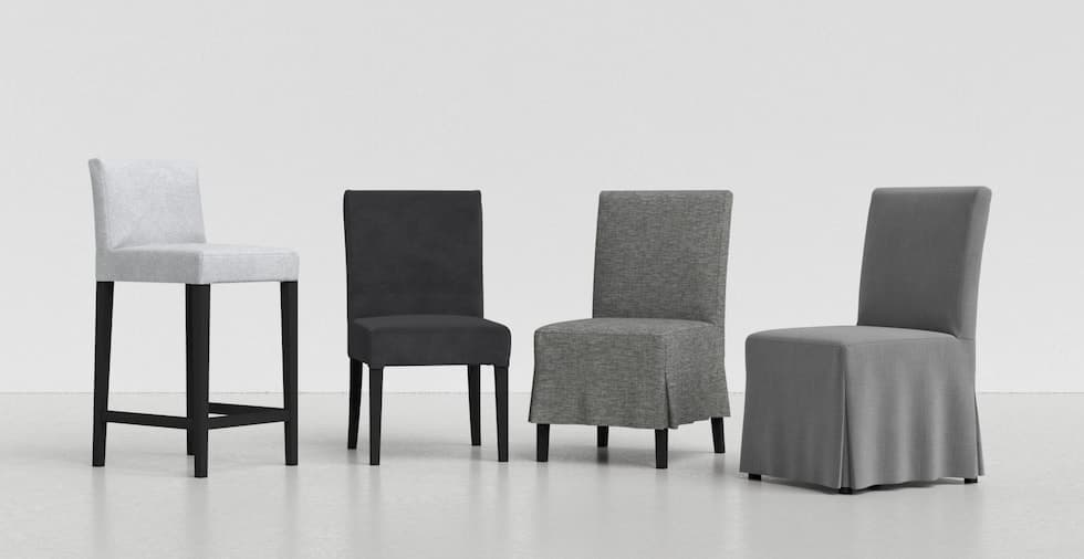 Strange Replacement Ikea Henriksdal Chair Covers Henriksdal Lamtechconsult Wood Chair Design Ideas Lamtechconsultcom