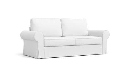 Ikea Beddinge Bedbank.Ikea Hoes Voor De Slaapbank Comfort Works