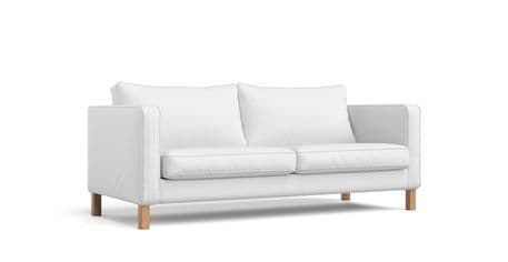 Stupendous Replacement Ikea Karlstad Sofa Covers Revive Your Gmtry Best Dining Table And Chair Ideas Images Gmtryco