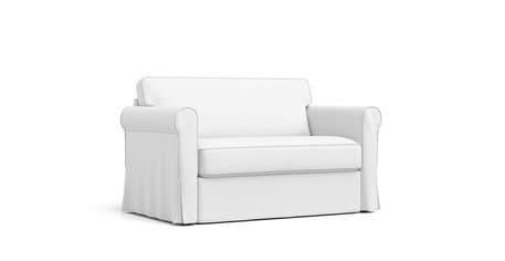Divano Letto 2 Posti Ikea Hagalund.Fodera Per Divano Letto Hagalund Comfort Works