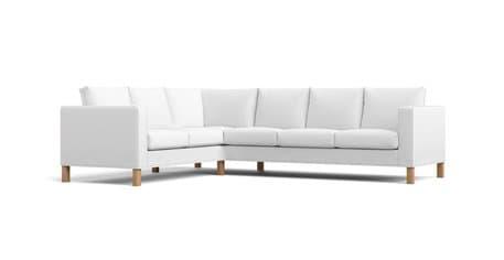 Karlanda Corner Sofa 2 3 Slipcover