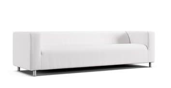 Leren Klippan Bank Ikea.Klippan 4 Seater Sofa Slipcover Comfort Works